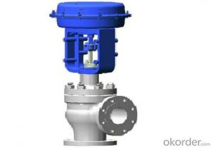 Angle Control Valve Made In China Best Price