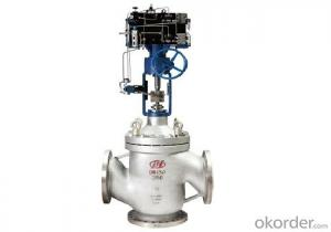 Three-way Control Valve Made In China Best Price