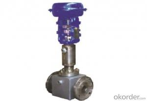 Steam Jacket Control Valves Made In China Best Price