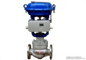 Bellows Seal Control Valve Made In China Best Price