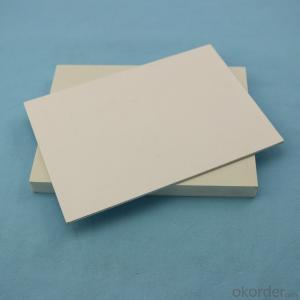 PVC foam board for funiture/advertising pvc foam sheets