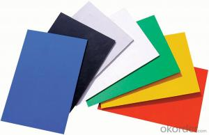 Buliding material pvc foam board/pvc foam sheet with high quality