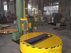 FRP GRP Composite Filament Winding Machine for Fiberglass Tanks with Good Price