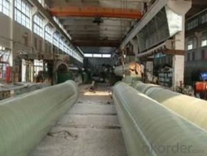 Low friction coefficient with High Pressure GRE Pipe on sales
