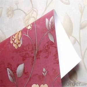 PVC Wallpaper Fashion Modern Vinyl Wallpaper