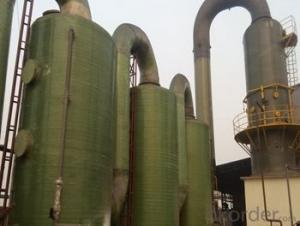 Light weight with High Pressure GRE Pipe on sales