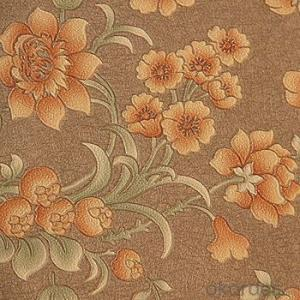 PVC Wallpaper Reasonable Price Vinyl Wallpaper