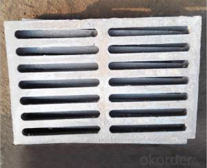 Ductile Iron telecom Manhole Cover with Different Sizes