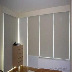 Roller Blinds and Windows Blind with Automatic Design