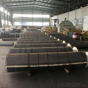 Hot sale UHP 600mm graphite electrode for steeling