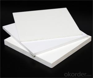 1-40mm High density kitchen cabinets PVC foam board