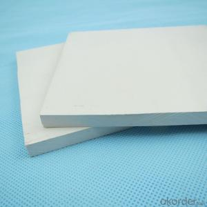 4x8 waterproof pvc foam board for boat/ building material 1-40mm