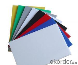 PVC foam board for funiture/advertising pvc foam sheet