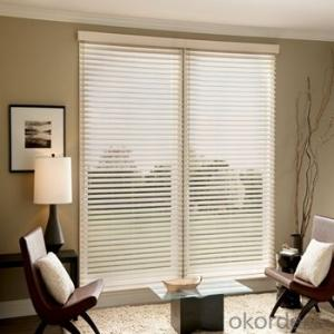 Windows Coverings Shangri-la Roller Blinds And Curtain For French Doors