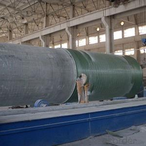 FRP hydraulic reciprocate type pultrusion line made in China