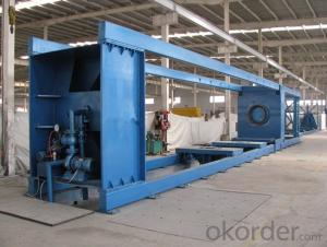Hydraulic Pressure System FRP Grating Making Machine with Good Price