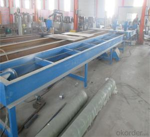 FRPFiber Reinforced Plastic Pipe flexible machine with low price