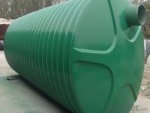 FRP tanks and vessels with high quality made in China of lastest styles