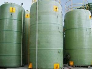 FRP tanks and vessels with no toxic on hot sale made in china