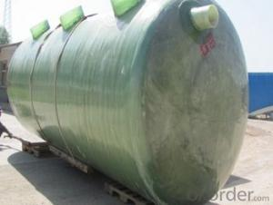 FRP tanks and vessels with high quality made in China for sales