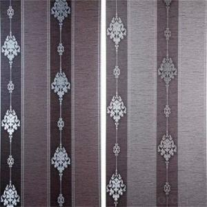 Heavy Thick Home Commercial Waterproof Washable Peelable Fabric Backed Vinyl Wallcovering Wallpaper