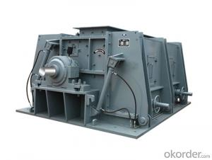 Ring hammer crusher for stone sand making