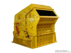 High Efficiency Impact crusher for stone crushing