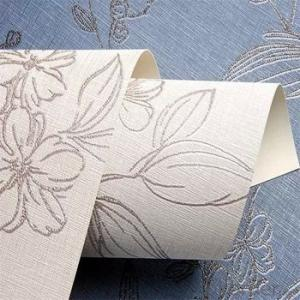 Wholesale Prices Fine Textured Waterproof Washable Vinyl pvc Wallpaper for Sweet Home Decoration