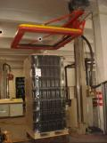 Tray heat shrink packaging machine made in China
