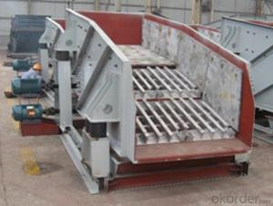 High efficiency large processing capacity mining feeder for sale