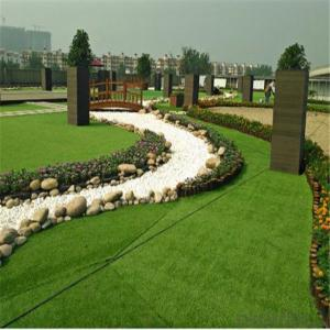 A Safe Artificial Grass used For Decorative Purposes