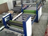 FRP Machine Made Smooth Flat FRP Fiberglass printed Sheet Roofing