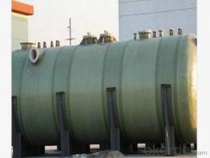 Best quality FRP tanks and vessels with no toxic of different styles