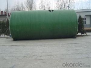 FRP Fiberglass Filament Tank High Pressure Vessel Making Machine Equipment of New Design