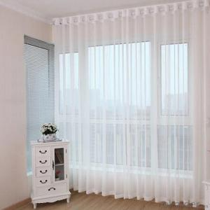 Vertical roller blinds for aluminum outdoor windows