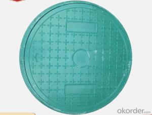 Cast Iron Concrete Manhole Covers for Sale in China