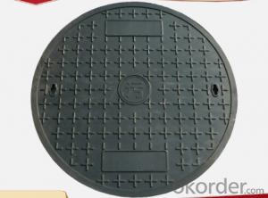 Casting Ductile Iron Manhole Covers with Competitive Prices in China