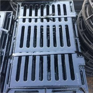 Cast Ductile Iron Manhole Cover of Grey with Competitive price for Construction