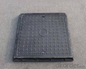 Casting Ductile Iron Manhole Covers with Competitive Prices in Hebei
