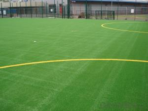 Quality artificial lawn for school playground