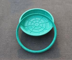 Casting Ductile Iron Manhole Covers D400 B125 with Competitive Price in Hebei