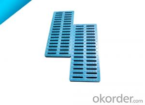 Cast OEM ductile iron manhole cover hot sale for industry in China