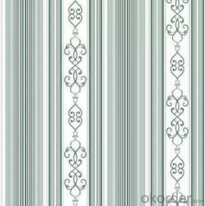 PVC Wallpaper Modern Design European Style Wallpaper