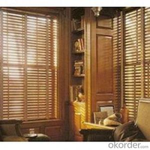 Auto Bamboo Roller Decorative Blinds Outdoor