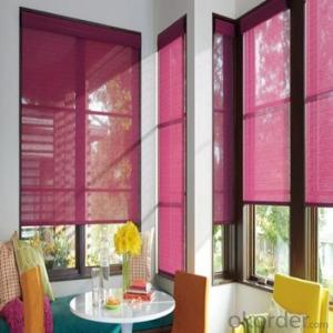 Roller Blinds Blackout With 3d Design for Window