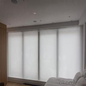 Roller Blinds With 3d Design for Home Window