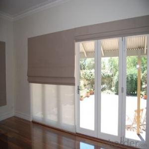 Roller Blinds Blackout with One Way Vision for Kitchens