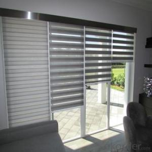 Roller Blinds With 3d Design for Home Windows