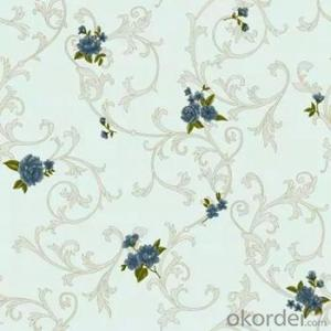 Non-woven Wallpaper Fashion Enviromental Home Wallpaper