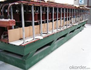 FRP Fiber Reinforced Plastic Flexible Making Machine with favorable Price